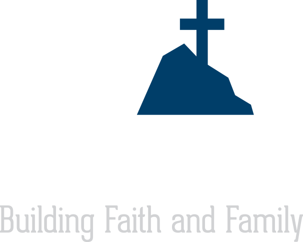 On This Rock Campaign Logo